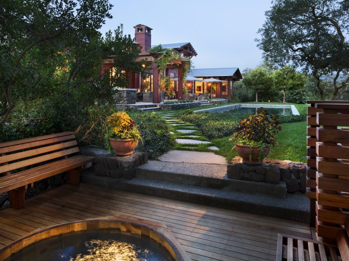 Residence in Sonoma Valley