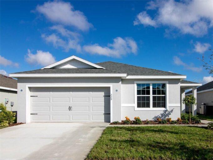 229 SANDESTIN DR, HAINES CITY, Florida 33844