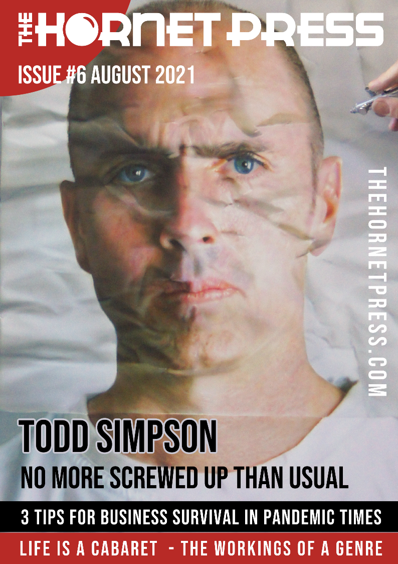 Issue 6 Cover