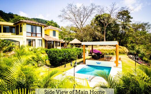 Altos del Maria Serenity Villa panama mountains 28