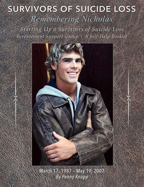 Survivors of Suicide Loss Book Cover