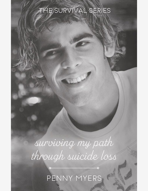 Surviving My Path Through Suicide Loss | Book Cover