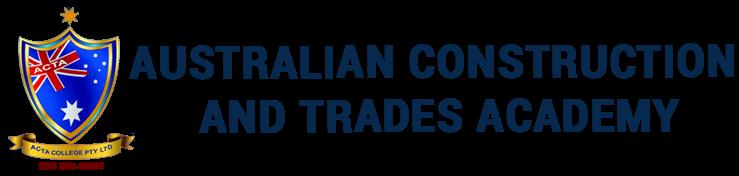 Australian Construction and Trades Academy