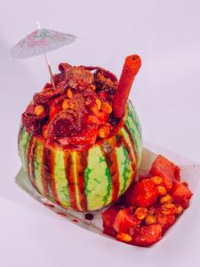 Funland Raspados -Diced Fruit