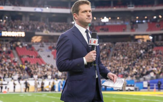 Todd McShay Has Falcons Taking Pitts With 4th Pick