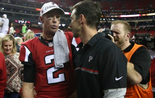Kyle Shanahan Admits That  He Should've Ran The Ball More During Super Bowl