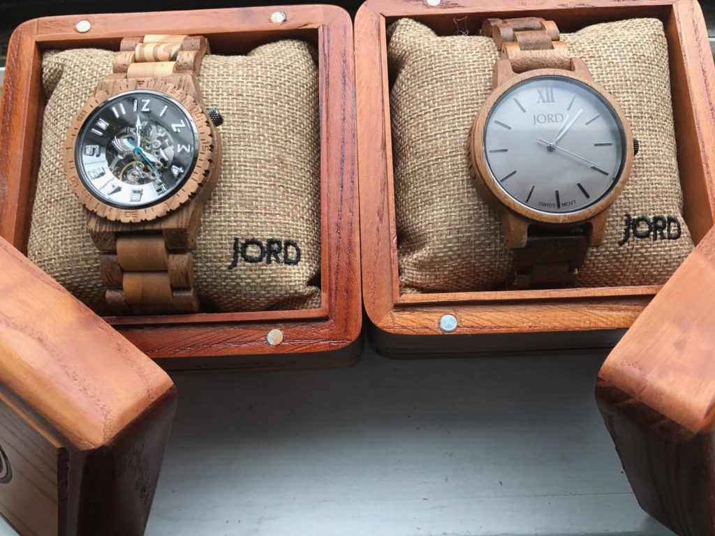 Summer Blooms With Jord Watches + Giveaway