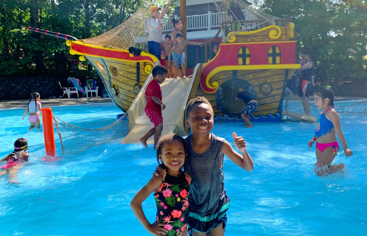 Summer Fun at Splish Splash