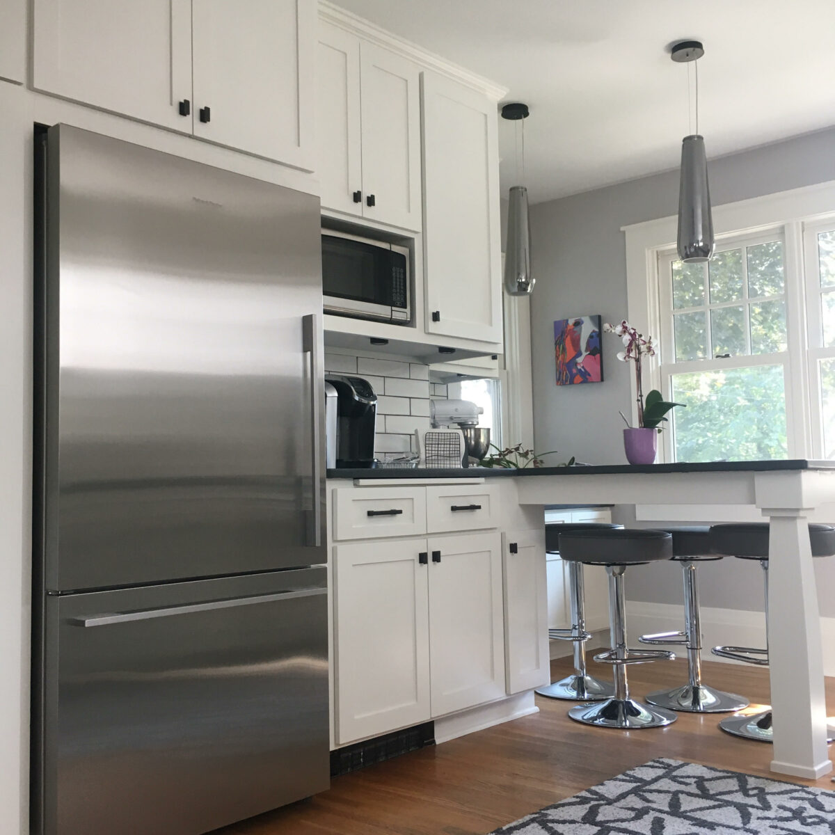 Kitchen Cabinet Painting Hb Painting Company