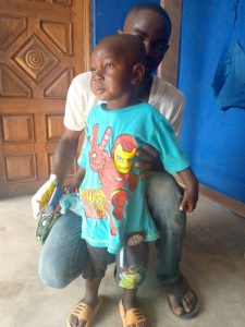 Musa before surgery