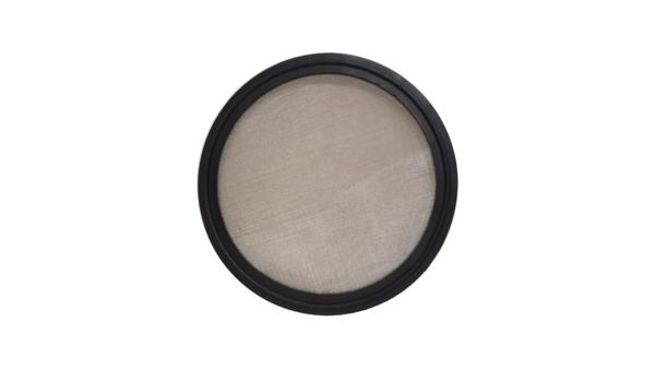 "4"" buna n gasket with 150-mesh-filter"
