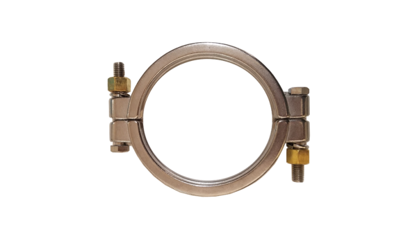 """4"""" high pressure clamp for triclamp"""