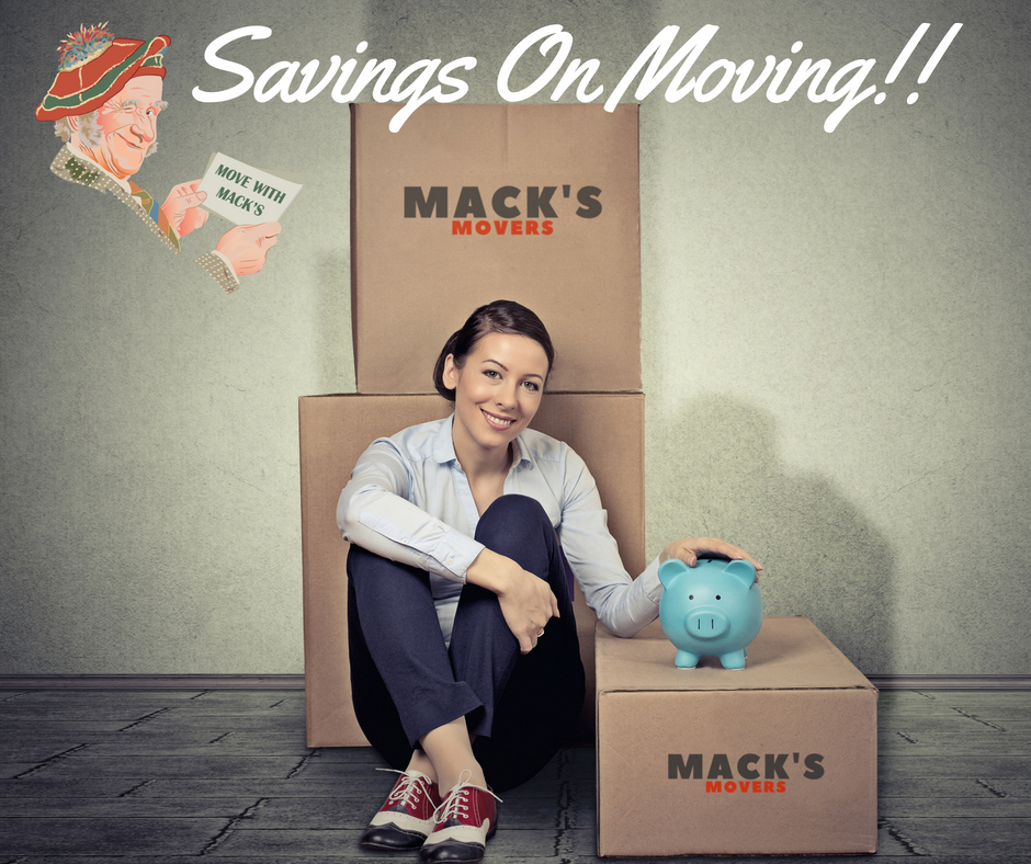 Savings On Moving