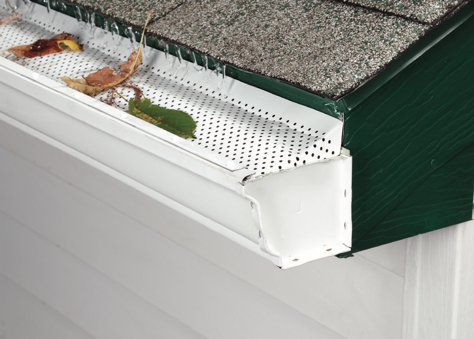 REAL Gutter Cover McPherson Area