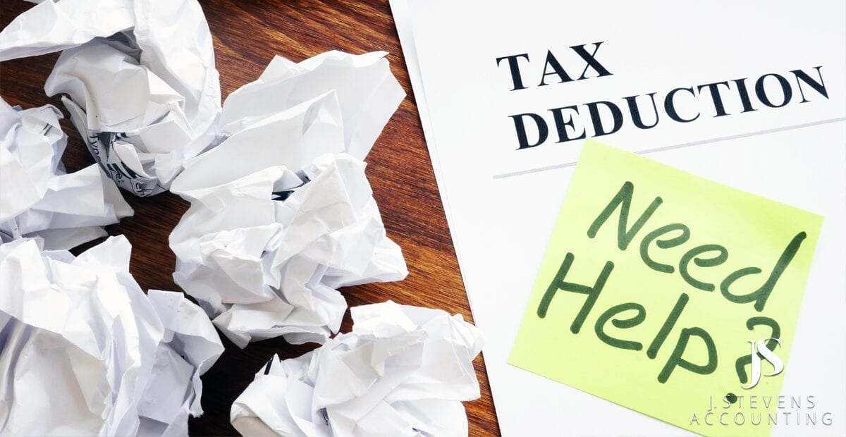 HM JS Difference between standard and itemized deductions