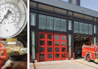 TRANSNET NATIONAL PORTS AUTHORITY FIRE STATION X4