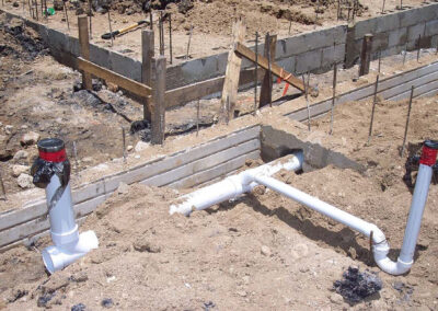 Sewer Reteculation of the Okiep Township in Nama Khoi
