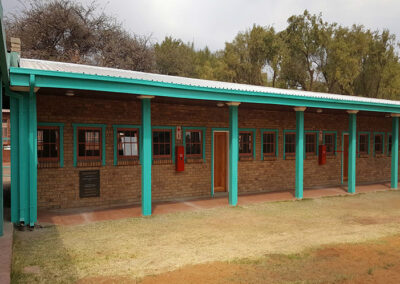 Kathu College Construction of New Classroom facilities