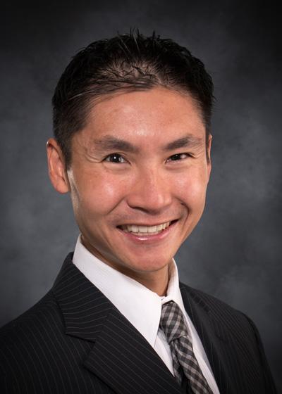 Peiweng Chen, MD headshot