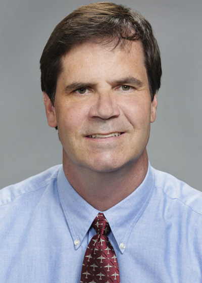John P. Henretta, MD headshot