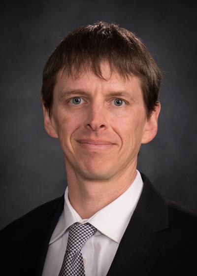 David S. Hodges, MD headshot