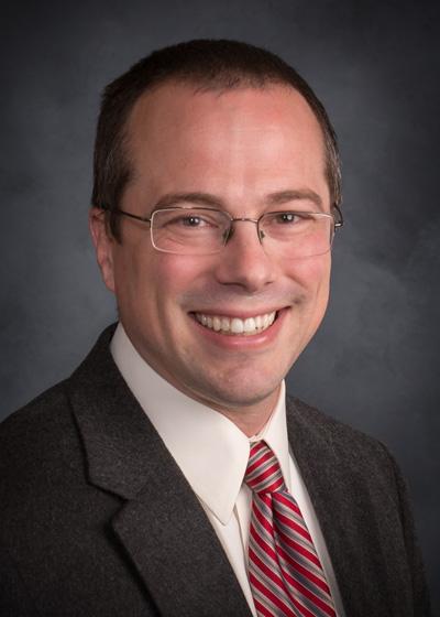 Joshua M Hubbard, MD headshot