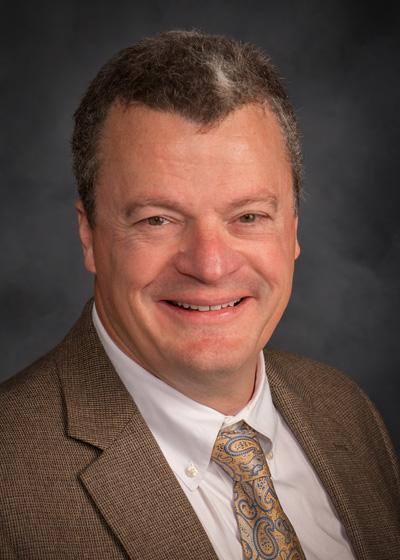 Scott M. Petty, MD headshot