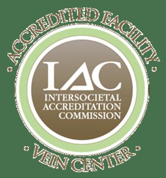 Intersocietal Accreditation Commission - Accredited Facility Vein Center logo