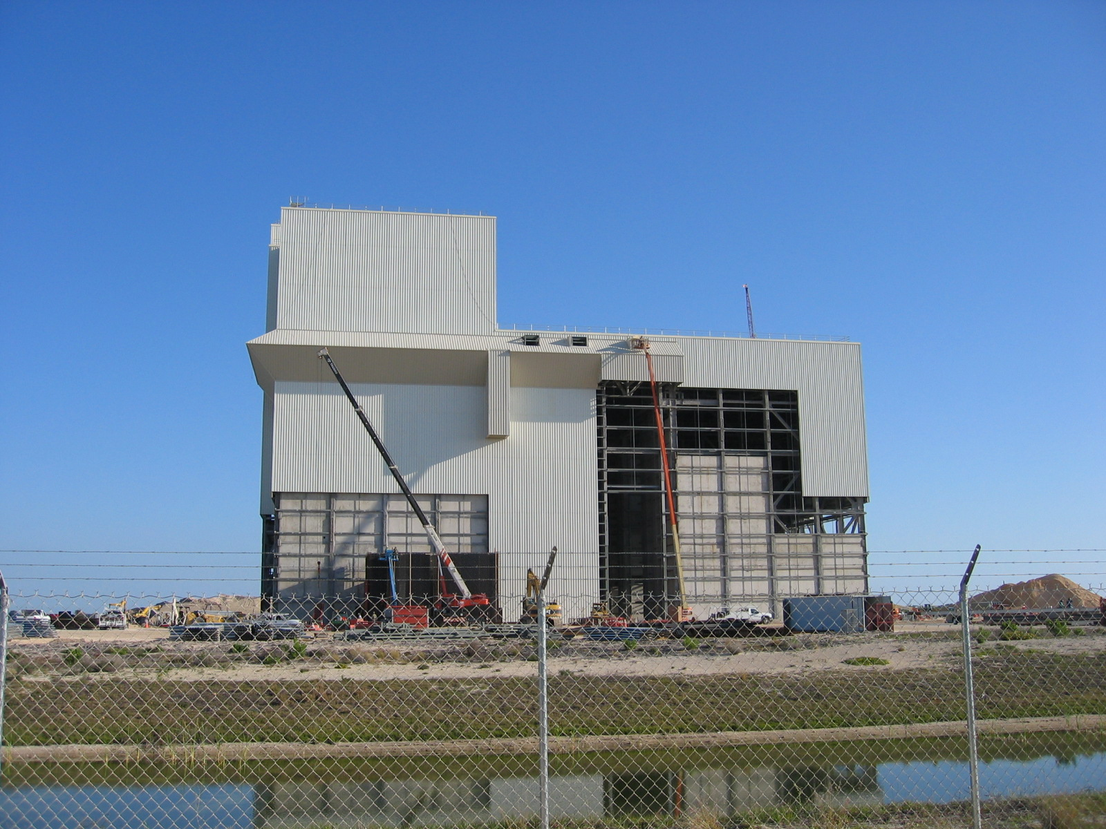 Eastern Processing Facility (EPF) – Phase I
