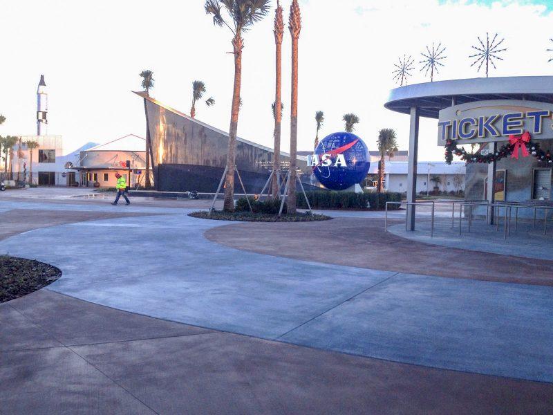 NASA visitor center