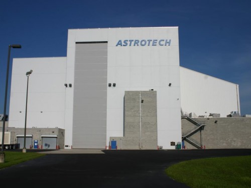 Astrotech Satellite Payload Processing Facility