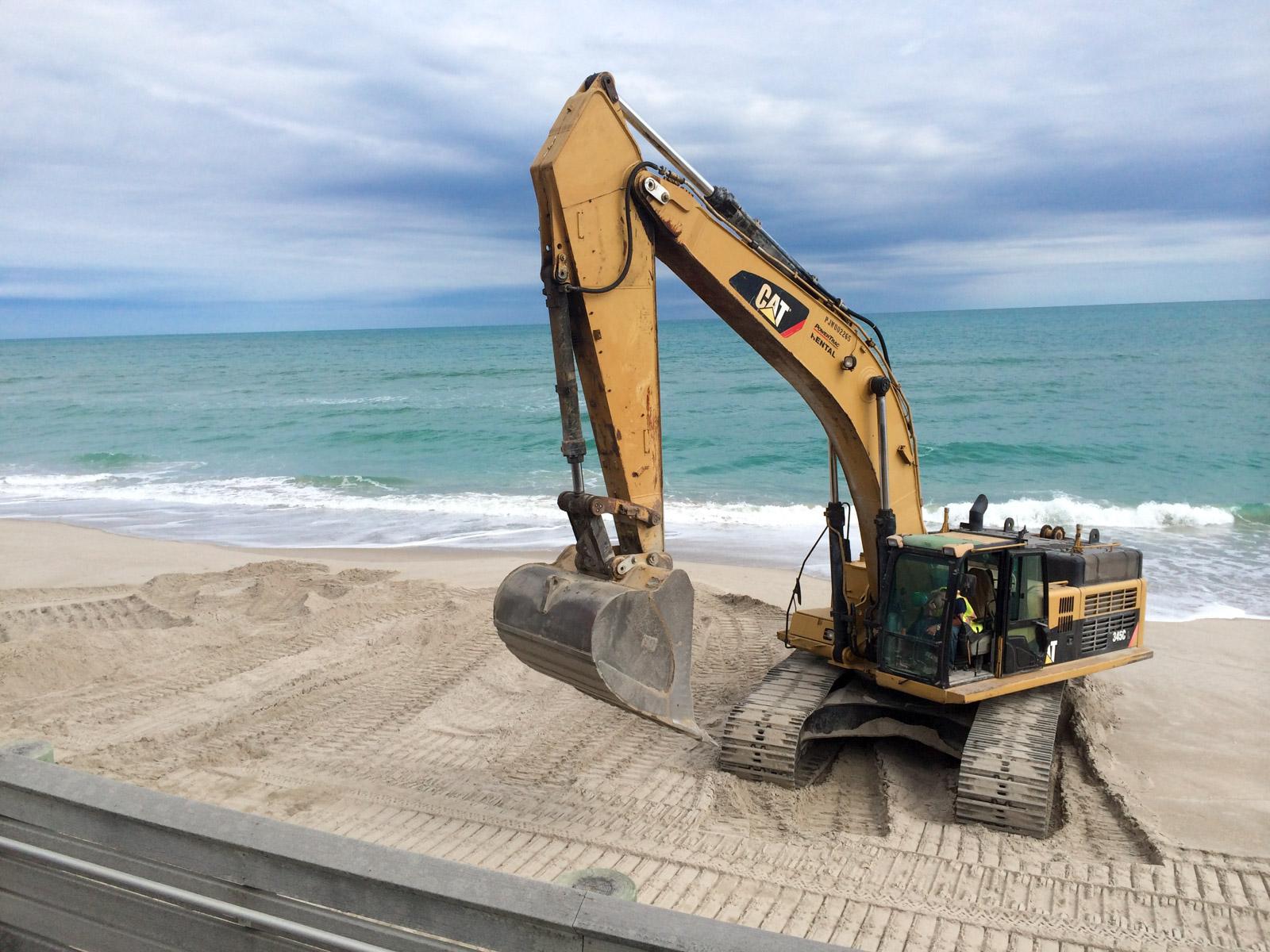 2017 Beach Restoration