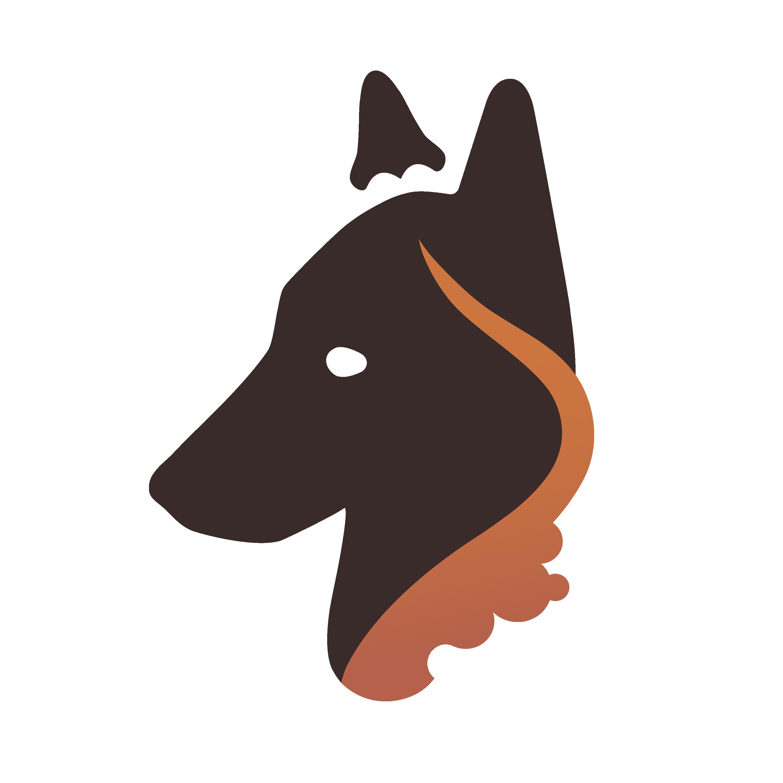 Missal Malinois Logo Head