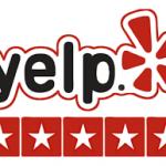 5 star yelp rating