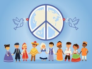 Healing Harps for Global Peace and Unity