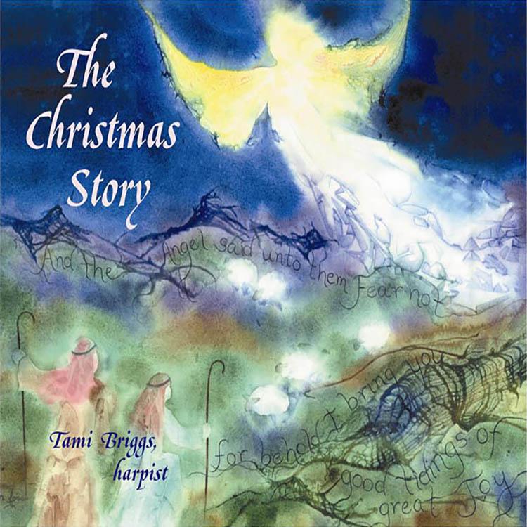 The Christmas Story, Tami Briggs, Harpist
