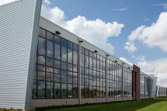 North-facade