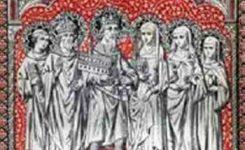 Saint Waldetrudis of Mons