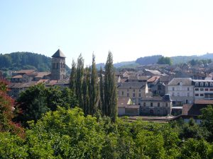 Photo of Eymoutiers Abbey
