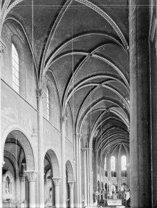 Saint Germain Church Nave