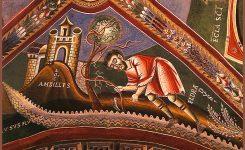 Saint Heldrad of Novalèse
