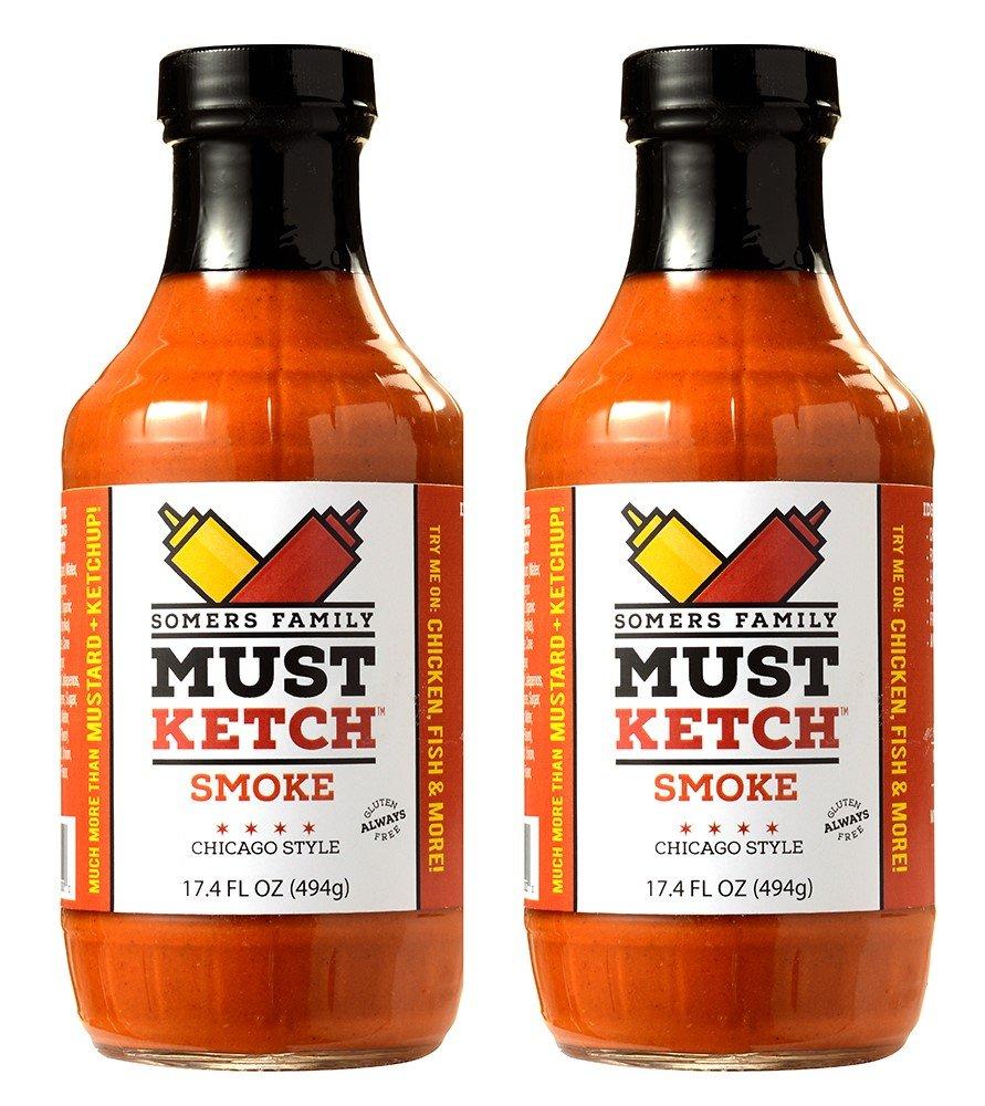 MustKetch Smoke