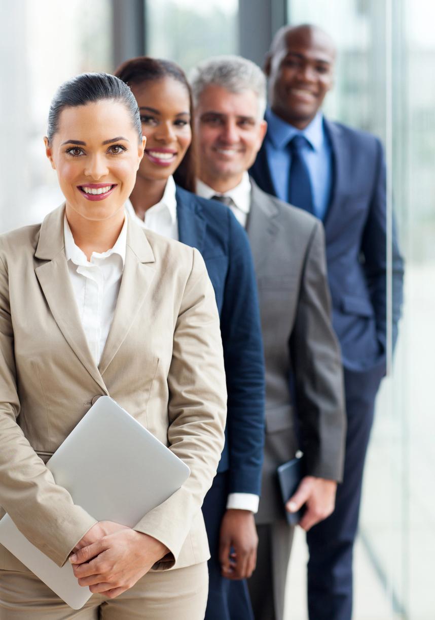 Employees provide development expertise