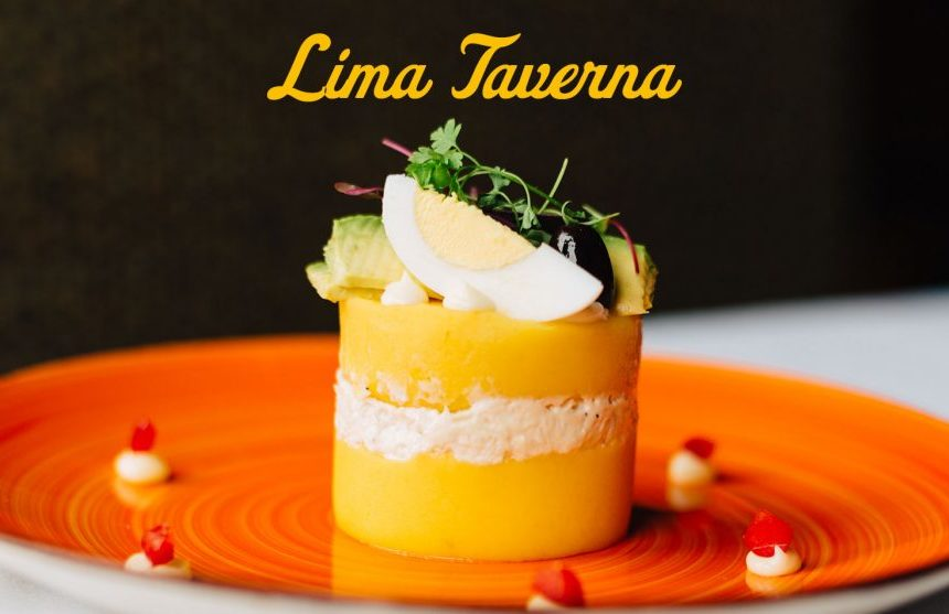 Lima Taverna is a family-owned Peruvian restaurant