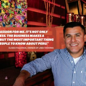 Owner of Plano's Lima Taverna restaurant shares love for Peruvian cuisine, culture