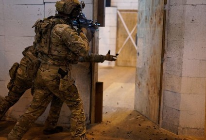 United States Army & Tactical Law Enforcement Urban Close Quarters Battle Capabilities Based Assessment