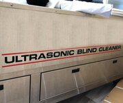 window shades and blind cleaning