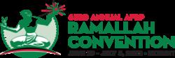 AFRP Ramallah Convention
