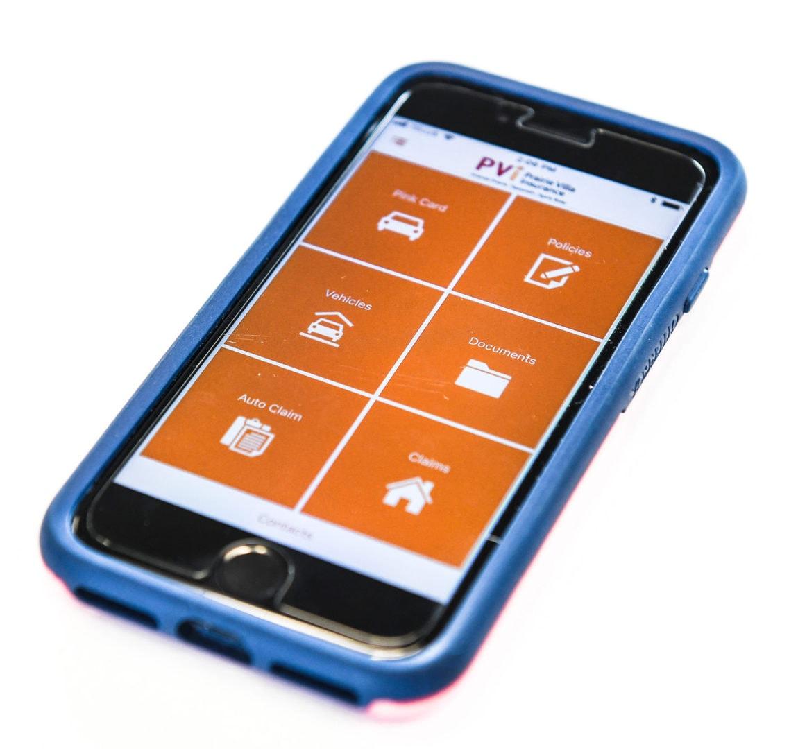 My PVi app
