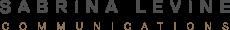 Sabrina Levine PR Logo